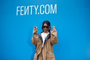 Rihanna Was Her Own Muse When Helming Fenty's Luxurious Collection