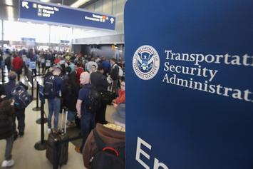 Nearly $1 Million Is Left In Airport TSA Bins Every Year