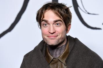 "Robert Pattinson Confirmed As The Next ""Batman"""