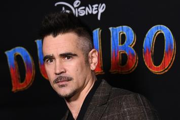 Colin Farrell Was Once So Hungover It Took 56 Takes To Say One Line