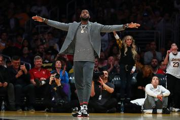 LeBron James Could Reportedly Leave Lakers If Offseason Is A Failure