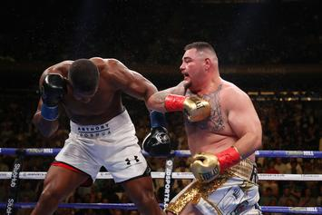 Anthony Joshua & Andy Ruiz Rematch Has Been Scheduled This Winter