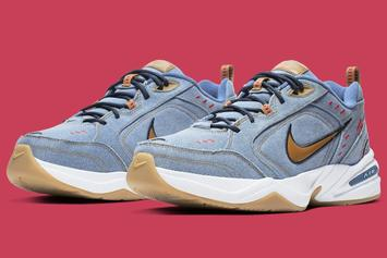 """Nike Air Monarch 4 """"Father's Day"""" Recreates The Dad Outfit: Official Photos"""