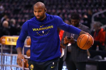 "DeMarcus Cousins On Recent Quad Injury: ""I Was Just Ready To Quit"""