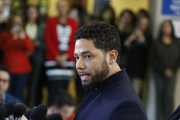 "Jussie Smollett's 911 Call Emerges: ""They Put A Noose Around His Neck"""