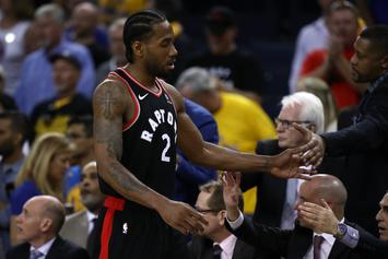 "Kawhi Leonard Clarifies Bizarre ""Board Man"" Taunts From College"
