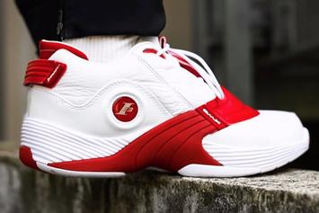 Allen Iverson's Reebok Answer 5 Releasing In U.S. This Summer: New Photos