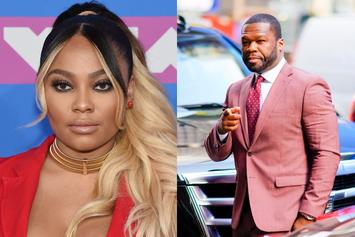 Teairra Mari Playfully Reignites 50 Cent Feud With Memes & Money