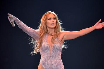 Jennifer Lopez Gives One Lucky Fan A Lap Dance On Stage For Her New Tour