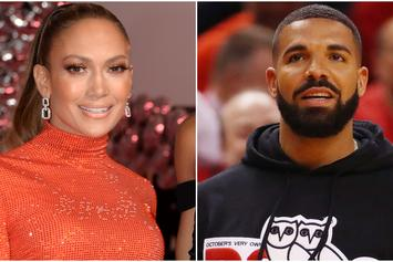 "Jennifer Lopez Seemingly Refers To Drake As A Former ""Booty Call"""