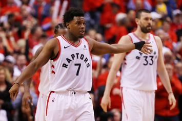 Kyle Lowry Goes In-Depth On Raptors Lackluster Final Possession