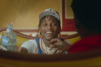 """Flipp Dinero Spits Game In """"If I Tell You"""" Visual"""