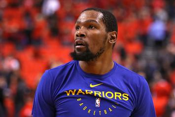 Kevin Durant Expected To Miss Entire 2019-20 Season: Report