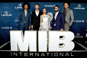 """Men In Black: International"" Relies On Chemistry Over Quality Storytelling"