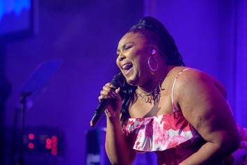 """Lizzo Wants Everyone To Know She's """"100% That B*tch"""" With New Trademark"""