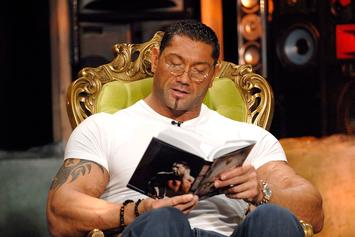 """Dave Bautista Professes: """"I Will Go Broke Before I Have Another Wrestling Match"""""""