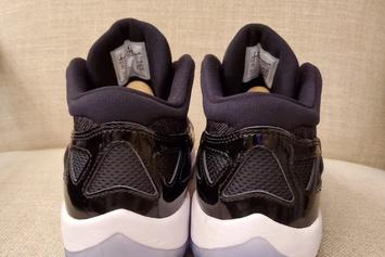 "Air Jordan 11 Low IE ""Space Jam"" Coming Soon: New Images"