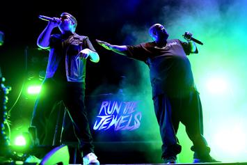 """Run The Jewels May Have Revealed """"RTJ 4"""" Release Date"""