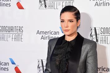 "Halsey Experiences ""Existential Crisis"" After Miley Cyrus' Black Mirror Episode"
