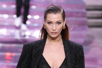 Bella Hadid Issues Apology After Being Slammed For Posting A Picture Of Her Shoe