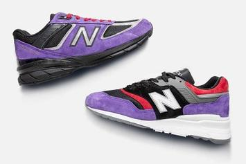 New Balance Releasing Raptors Championship Pack: Purchase Links