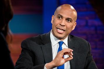 Presidential Candidate Cory Booker Testifies At Slavery Reparations Hearing
