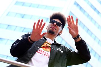 Danny Green Defends Drake's Sideline Antics To Charlamagne Tha God