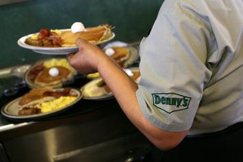 Viral Father & Son Duo Star In Precious Father's Day Commercial For Denny's