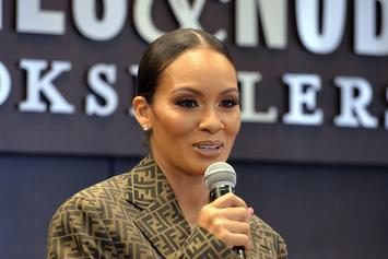 "Evelyn Lozada Admits She Would Date Rob Kardashian After ""Big Sausage"" Tweet"