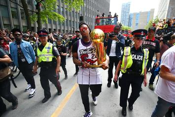 Danny Green Says Kyle Lowry's Grandmother Died During The NBA Finals