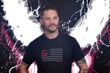 """Tom Hardy Confirmed As """"Venom"""" In Upcoming Sequel"""