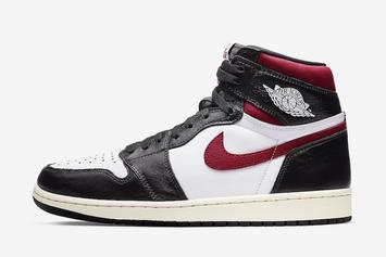 "Air Jordan 1 High OG ""Gym Red"" Drops This Saturday: Official Photos"