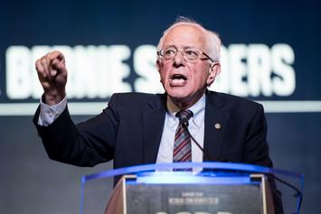 Bernie Sanders Wants To Cancel All Student Loan Debt By Taxing Wall Street
