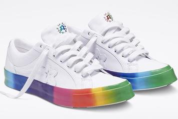"""Tyler, The Creator Set To Release """"Pride Month"""" Converse One Star"""