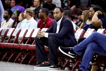 Stephen A. Smith Had A Meltdown Over DeMarcus Cousins, Knicks Rumors