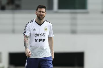 Lionel Messi Lookalike Denies Using Appearance To Solicit Sex