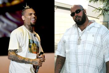 Lawsuit Involving Chris Brown & Suge Knight's 1Oak Shooting Dismissed