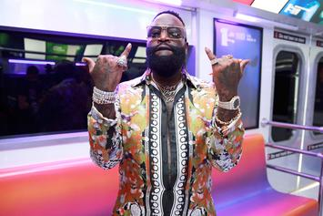 Rick Ross Shares Why He Never Chose A Side In Wale & Meek Mill's Beef