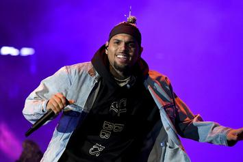 "Chris Brown Reacts To Backlash Received For ""Black B*tches w/ Nice Hair"" Line"