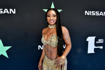 "Megan Thee Stallion Responds To Haters Trolling Her Height: ""Still Get Any Man I Want"""