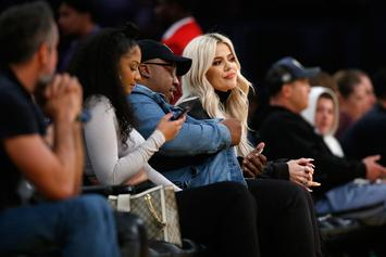 "Khloe Kardashian Reportedly ""Confused"" By Tristan Thompson's Birthday Message"