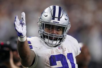 Ezekiel Elliott Won't Be Suspended For EDC Incident: Report