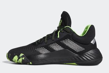 Donovan Mitchell's Adidas D.O.N. Issue #1 Gets Stealthy New Colorway