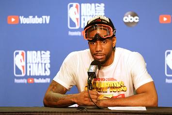"Kawhi Leonard Rumors: ""No Way"" Was He Joining LeBron, Anthony Davis"