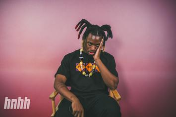 "Denzel Curry Bodies ""Ultimate"" Performance In A Wheelchair"