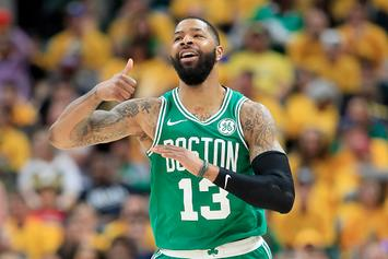 Marcus Morris May Back Out Of Spurs Deal To Sign With Knicks: Report