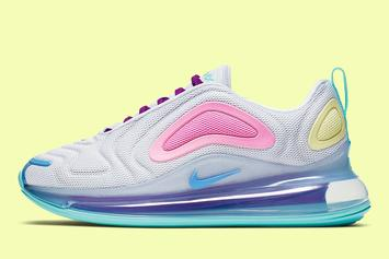 Nike Air Max 720 Set To Drop In Eye-Catching Pastel Colorway