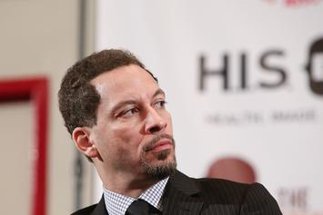 """Jay Onrait: Chris Broussard Is """"Biggest F*cking Fraud In History Of Sports Media"""""""