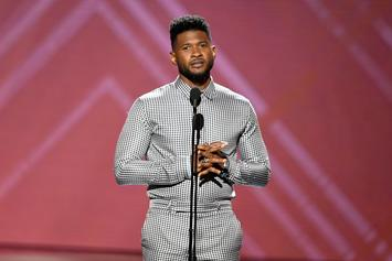 Fans Put Usher On Blast For His Inappropriate ESPY Awards Comment