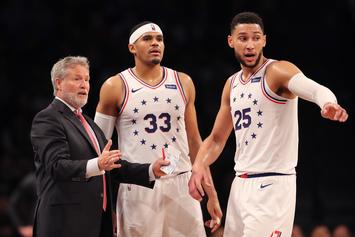 Tobias Harris Claims Ben Simmons Can Hit 3-Pointers Now